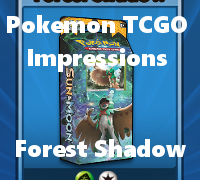 The Forest Shadow themed deck is all about low cost efficiency.