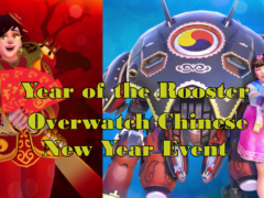 Overwatch's Year of the Rooster event