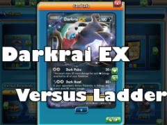 Darkrai EX is the reward for the current Pokemon versus ladder cycle