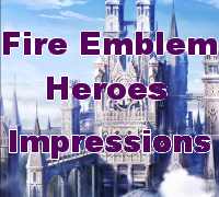 Fire Emblem Heroes is Nintendo's newest mobile game.