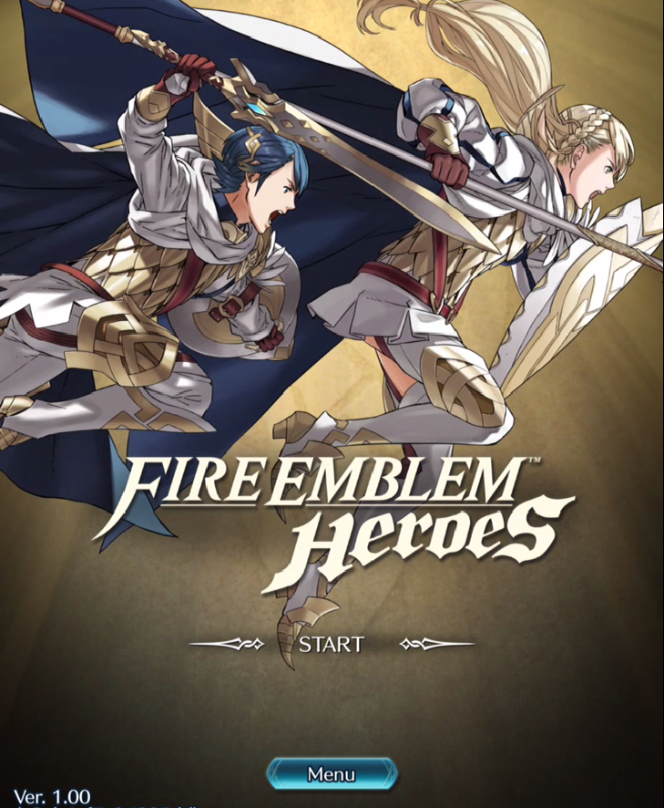 Fire Emblem Heroes features a host of old and new characters.